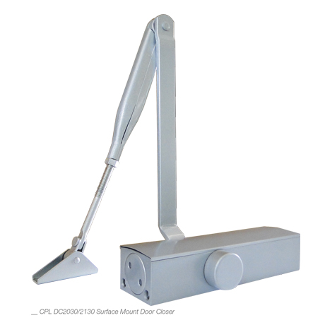 Architectural Ironmongery Supplier – Surface Mount Door
